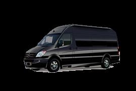 Mercedes Van Near By Transportation
