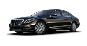 Luxury Mercedes S 550 Hourly Limo