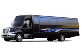 new york limo bus