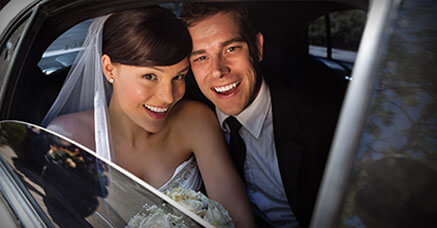 wedding limo service NYC
