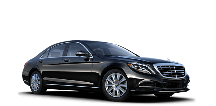 Mercedes S550 Black Car Service