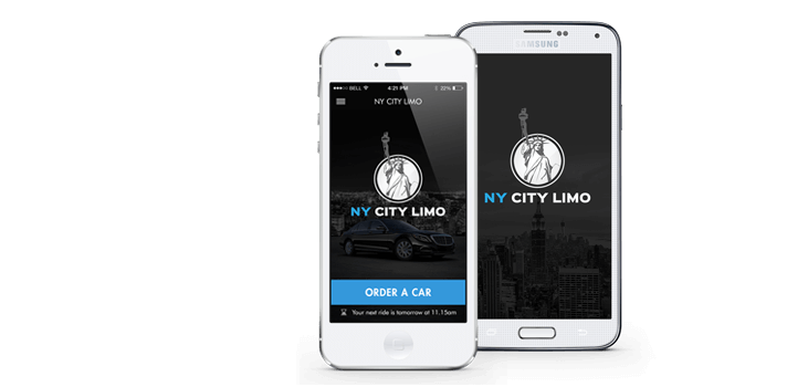 Mobile App NY City Limo
