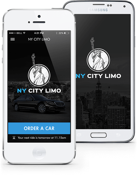 Nyc Limo App Book A Ride In A Few Taps
