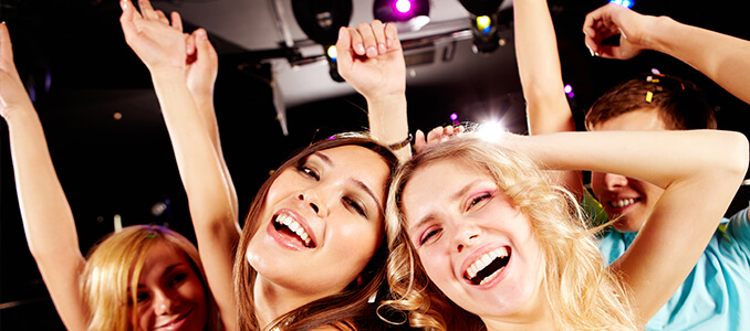 Party Bus Service NYC Near Me